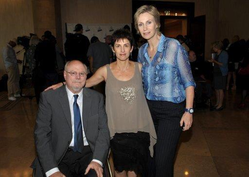 Jane Lynch, Deb, Allen