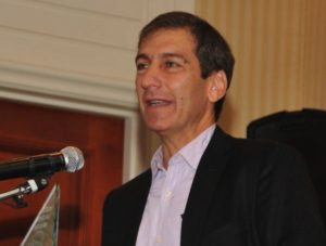 Mike Tollin at the 2010 Media Access Awards