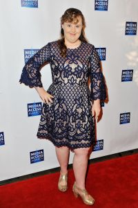 Jamie Brewer at the 2017 Media Access Awards