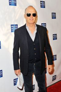 Michael Keaton at the 2017 Media Access Awards