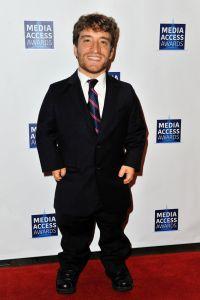 Nic Novicki at the 2017 Media Access Awards